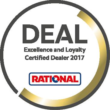 Rational DEAL Zertifiziert 2016 Gold