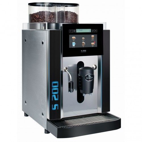 Rex Royal Kaffeevollautomat S200 CT Seite