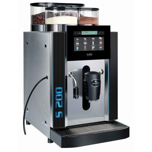 Rex Royal Kaffeevollautomat S200 MCTI Seite