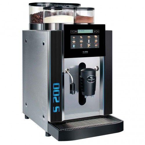 Rex Royal Kaffeevollautomat S200 CTI Seite
