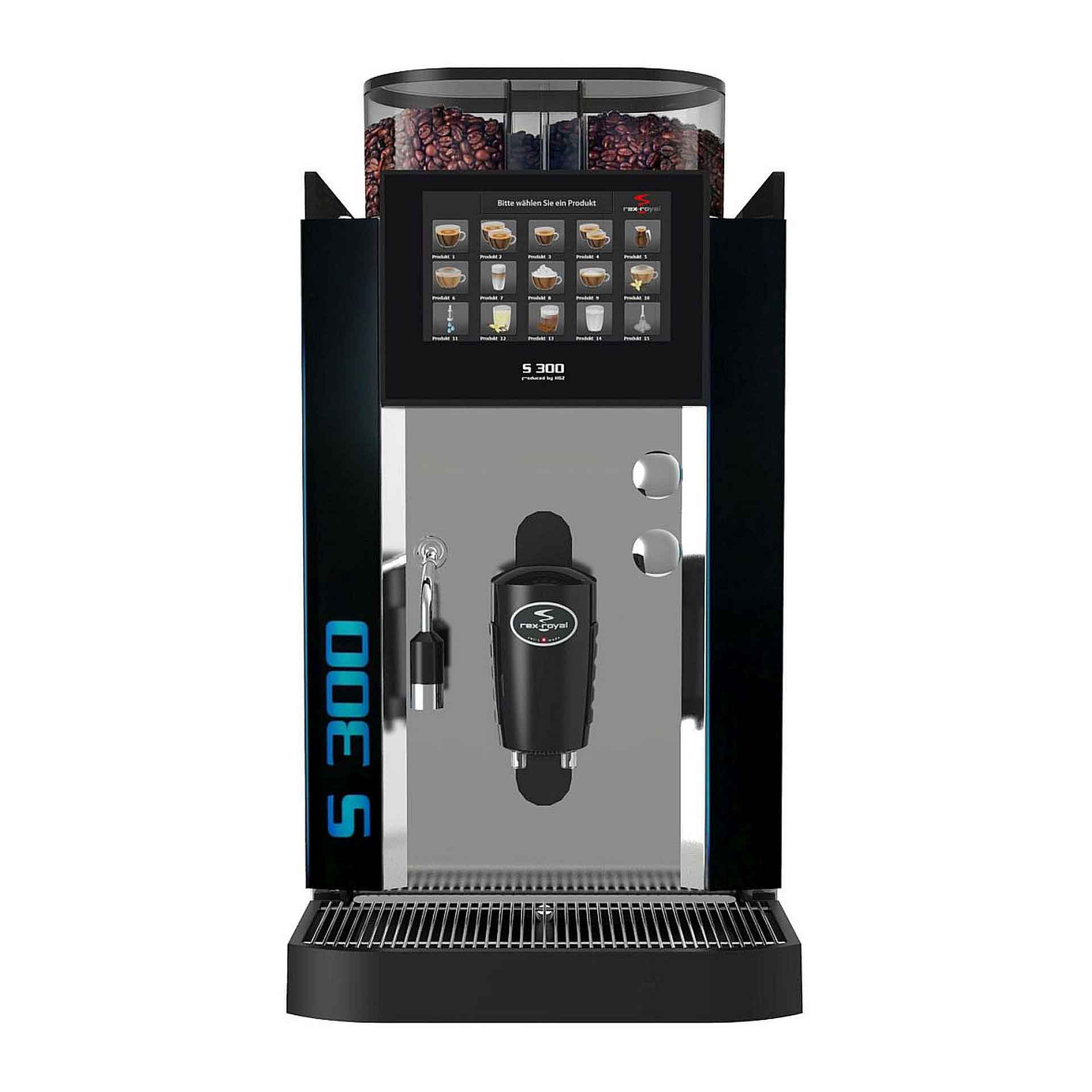 Rex Royal Kaffeevollautomat S300 CT