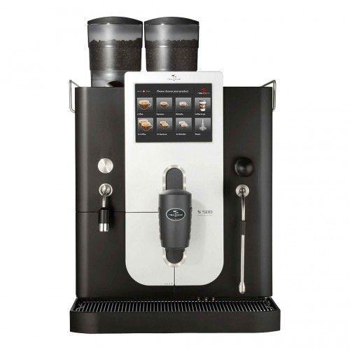 Rex Royal Kaffeevollautomat S545 CST 2x