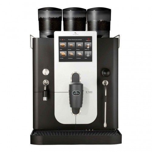 Rex Royal Kaffeevollautomat S545 CST 3x