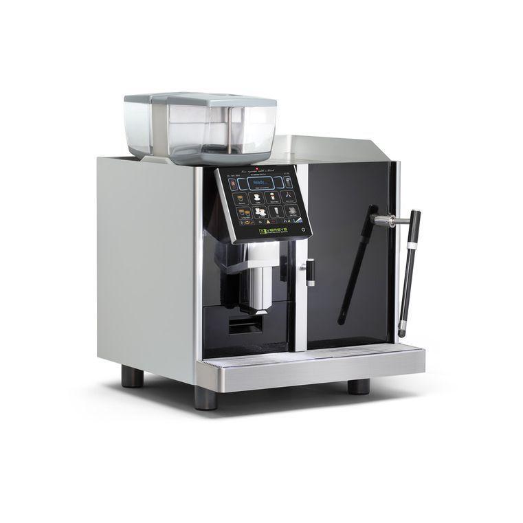 Eversys Kaffeevollautomat e 2m Seite