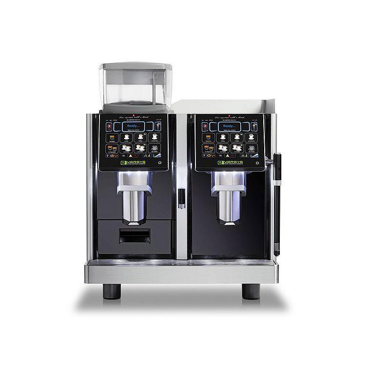 Eversys Kaffeevollautomat e4