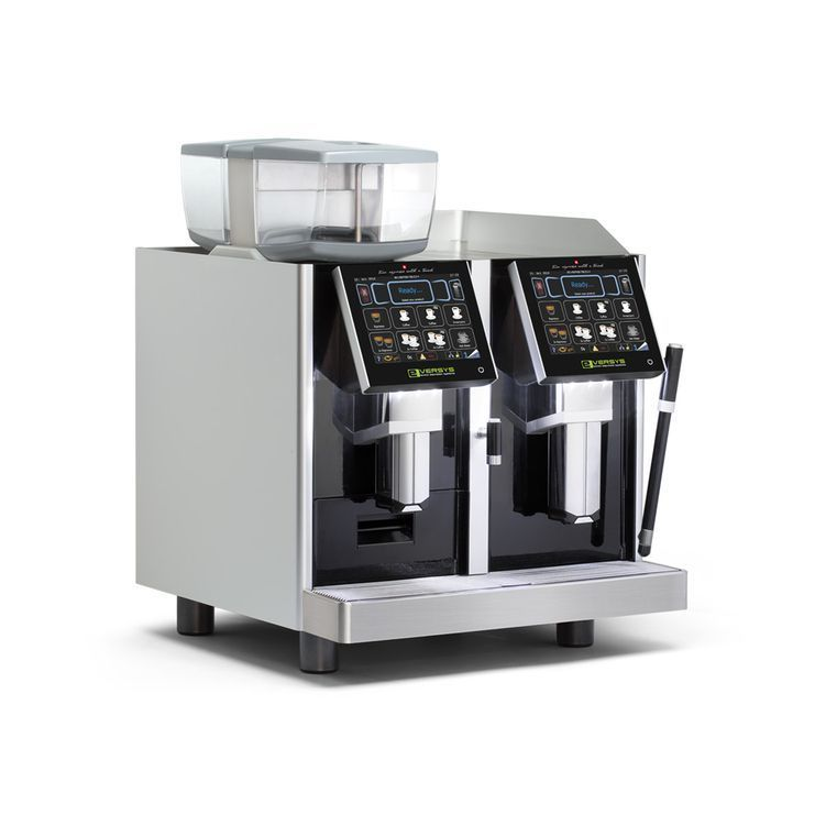 Eversys Kaffeevollautomat e4 Seite
