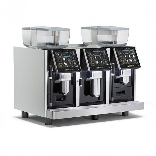 Eversys Kaffeevollautomat e 6 Seite