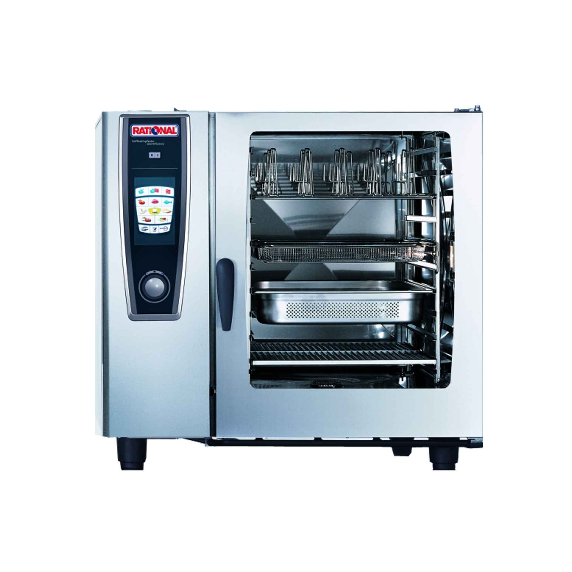 Rational Kombidämpfer SCC 102
