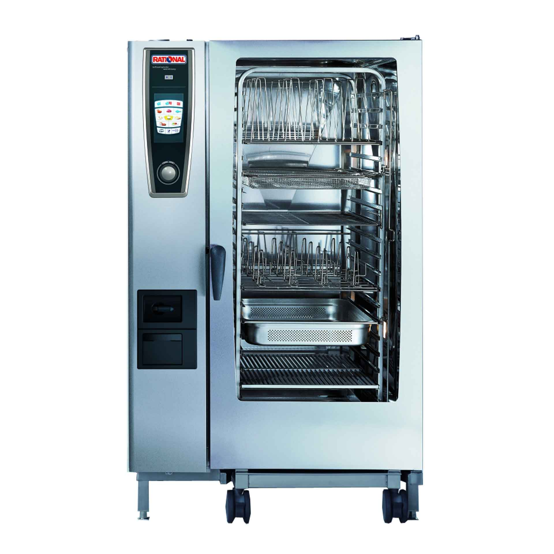Rational Kombidämpfer SCC 202