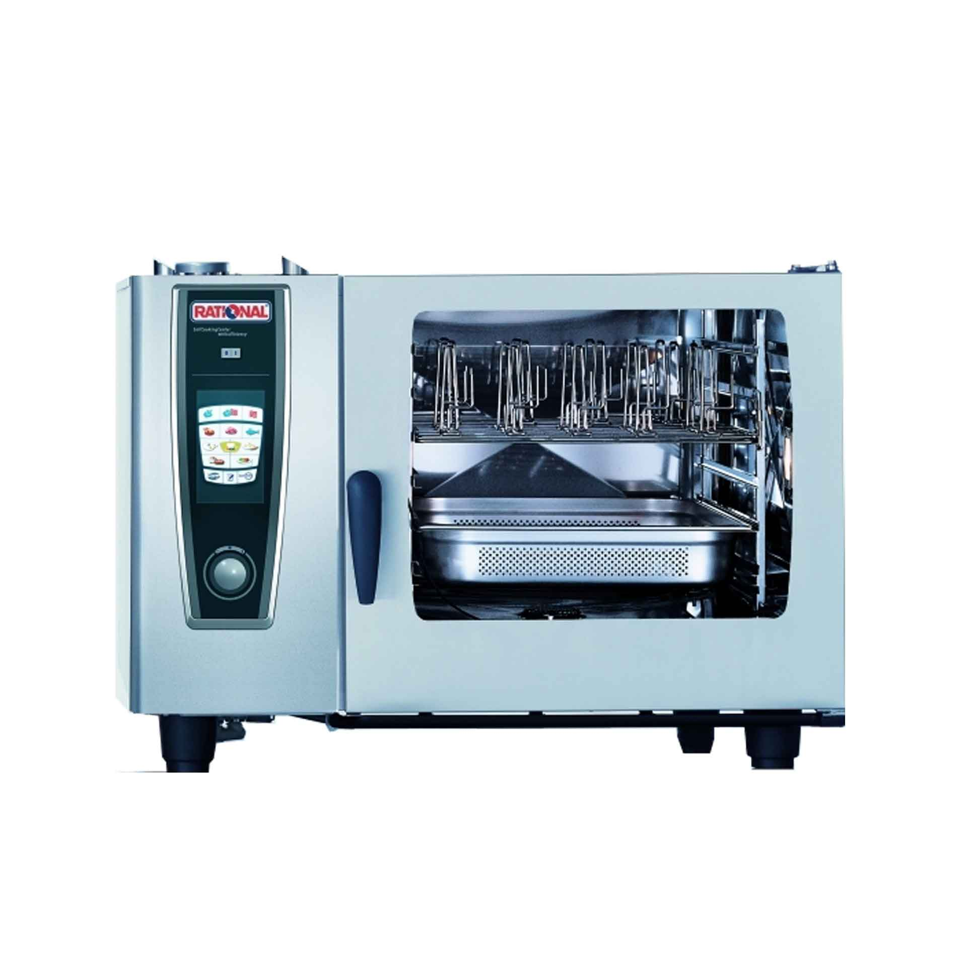 Rational Kombidämpfer SCC 62