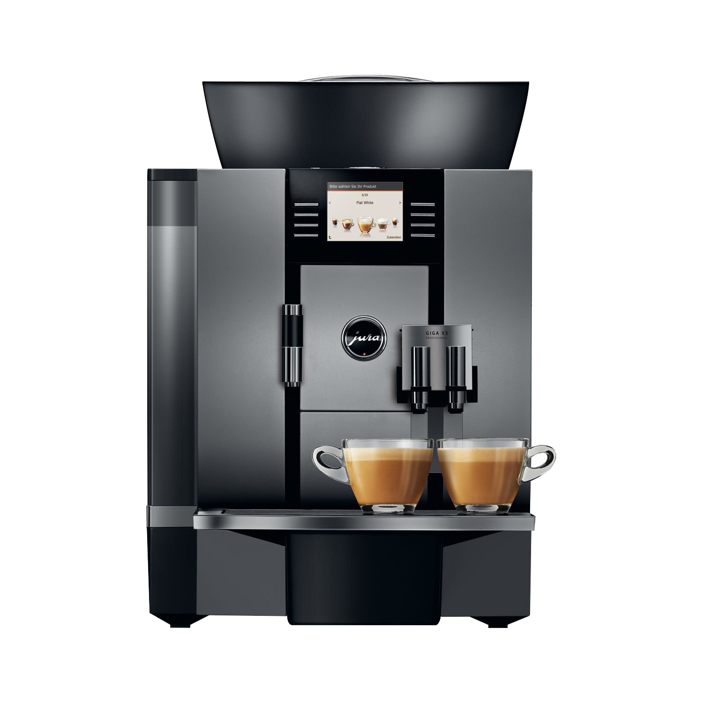 jura kaffeevollautomaten new gastroline. Black Bedroom Furniture Sets. Home Design Ideas