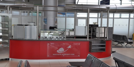 Rostock Airport Laage Snackpoint