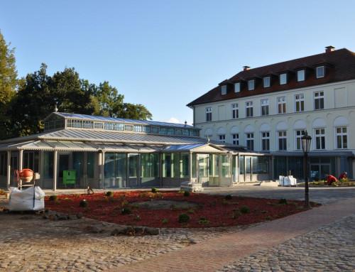 Schloss Schorssow – Kaisergarten